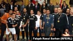 بطولة كرة القدم للطلبة العراقيين في جامعات الاردن