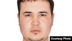 Азаттықтың Түркімен редакциясының журналисі Ровшан Язмухамедов.