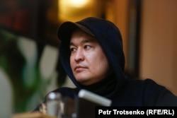 Журналист Тимур Нусимбеков. Алматы, 27 июня 2020 года.
