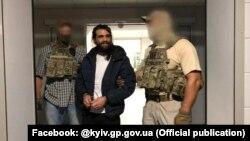 Амоса Дов Сільвера, який утік від українських силовиків в аеропорту, затримали повторно і екстрадували до Ізраїлю