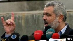 Исмаил Ханија, премиер на Појасот Газа од Хамас.