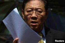 Посол КНДР в Малайзии Кан Чол