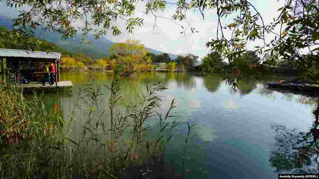 Озеро – главная достопримечательность Васильевки, сюда на выходные приходят любители пикников и отдыха на лоне природы. Водоем уже около 15 лет числится частным