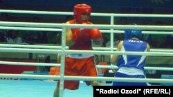 Жаночы бокс на азіяцкіх гульнях у 2014 годзе