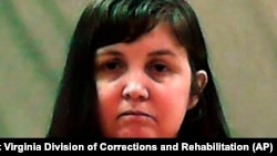 A photo of Elizabeth Shirley provided by the West Virginia Division of Corrections and Rehabilitation (file photo)