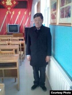 Нурлан Коктеубай после выхода из «лагеря». Он считает, что его освободили благодаря многочисленным обращениям к властям в Казахстане его близких.