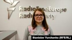Журналистка Анастасия Магазова