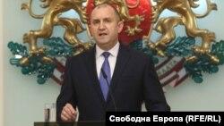 Rumen Radev, president