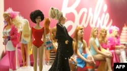 Barbie first appeared 50 years ago this month, but she invaded the Soviet Union in the 1980s