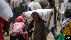 Foametea din regiunea Tigray riscă să devină o catastrofă umanitară majoră dacă celelalte țări nu trimit ajutoare umanitare cu hrană în curând.