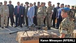 Жінки у війську Вірменії нині служать тільки на посадах, що не вимагають вищої військової освіти