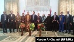 """أعضاء في """"التحالف الوطني بابل"""""""