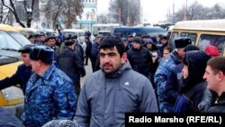 ГIебарта-Балкахройчоь - протестан гулам, 2012 шо