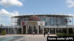 "Соьлжа-ГIалара ""Ахмат Арена"" стадион"