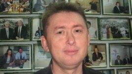 Ukrainian former presidential bodyguard Mykola Melnychenko