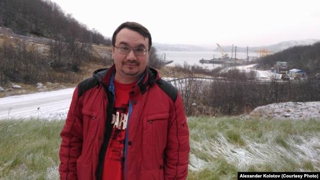"""Александр Колотов, координатор программы """"Безопасность РАО"""""""