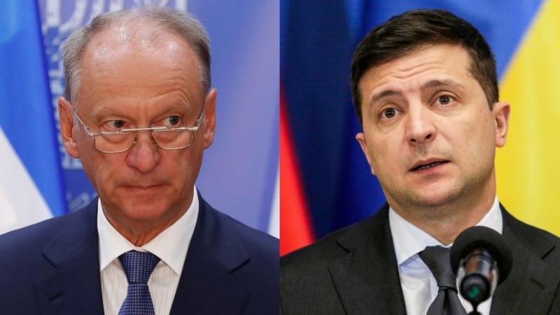 Kyiv, Moscow Say Zelenskiy, Patrushev Did Not Meet In Oman