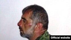 Один из задержанных сторонников Абдухалима Назарзода. Фото МВД РТ.