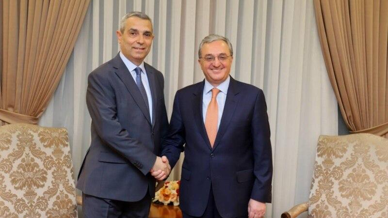 Երևանում կայացել է Հայաստանի և Արցախի ԱԳ նախարարների հանդիպումը