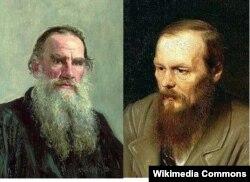 Tolstoy və Dostoyevski