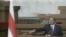 Аляксандар Лукашэнка на першай інаўгурацыі.