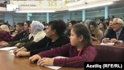 """""""Татарский диктант"""" в Казани, 27 октября 2018 года"""
