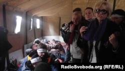 У Донецьку чорнобильці продовжують голодувати