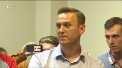 """Навалний: """"Ҳабси ман тӯҳфа барои зодрӯзи Путин аст"""""""