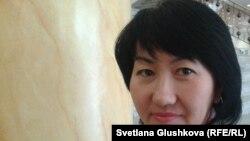 Айна Шорманбаева, президент фонда «Международная правовая инициатива».