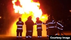 Студент из Туркменистана отравился дымом в результате пожара в турецком городе Карс.