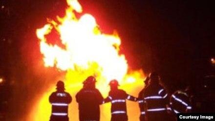 УМоскві дев'ять людей загинули врезультаті пожежі ушвейному цеху