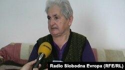 Илинка Петреска, мајката на 29 годишниот Марко Деспотоски, еден од десеттемина резервисти, коишто загинаа 2001 кај Карпалак.