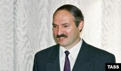 Аляксандар Лукашэнка ў 1994 годзе