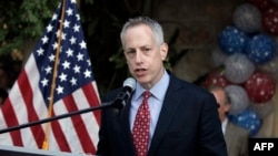 U.S. special envoy to Syria Michael Ratney (file photo)
