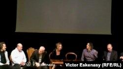 La evocarea compozitorului Adrian Enescu (cu Nicu Alifantis, Marina Constantinescu, Ion Bogdan Lefter, între alții)