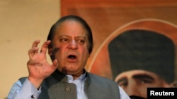 Nawaz Sharif is returning for a third term as Pakistani prime minister.