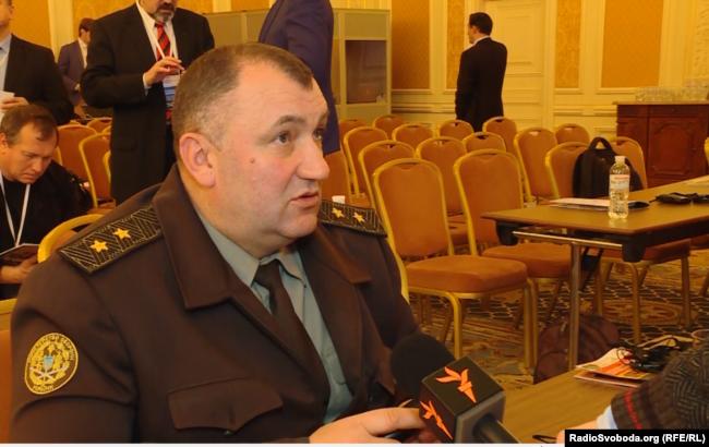 Ігор Павловський, заступник міністра оборони України