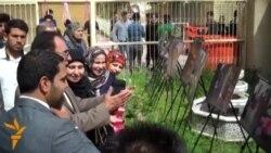 أخبار مصوّرة 18/03/2014: من الغارات على منازل قياديين في حركة ثوار العشائر في الأنبار إلى مهرجان الفنون في معهد الفنون الجميلة في بغداد