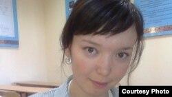 Луиза Ермухамбетова приехала по программе в Теректинский район Западно-Казахстанской области.
