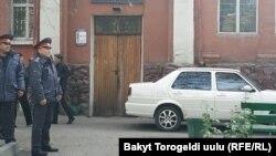 Первомайский райсуд Бишкека, 20 октября 2018 г.