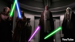 Pamje nga filmi Star Wars