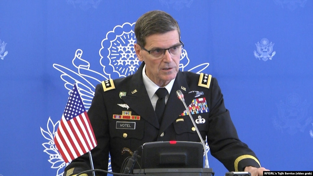 U.S. General Joseph Votel, commander of U.S. Central Command (file photo)
