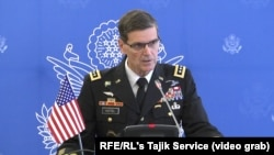The head of U.S. Central Command General Joseph Votel told reporters that (file photo)
