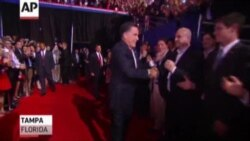 Romney Accepts Republican Nomination