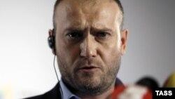 Лідер «Правого сектору» Дмитро Ярош (архівне фото)