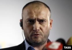 Дмитрий Ярош. Снимок весны 2014 года