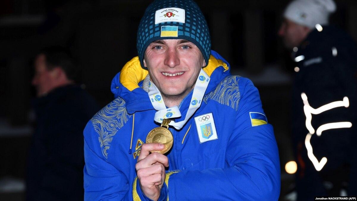 Биатлон: Пидручный завершит украинскую эстафету в Остерсунде