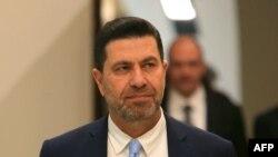 ریموند قاجر، سرپرست وزارت انرژی و آب لبنان (عکس از آرشیو)