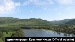 Река Красный Чикой в Забайкалье (архивное фото)