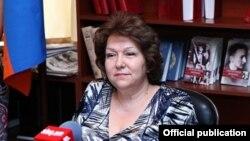 Эрмине Нагдалян (архив)